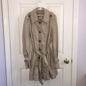 BB Dakota trench coat